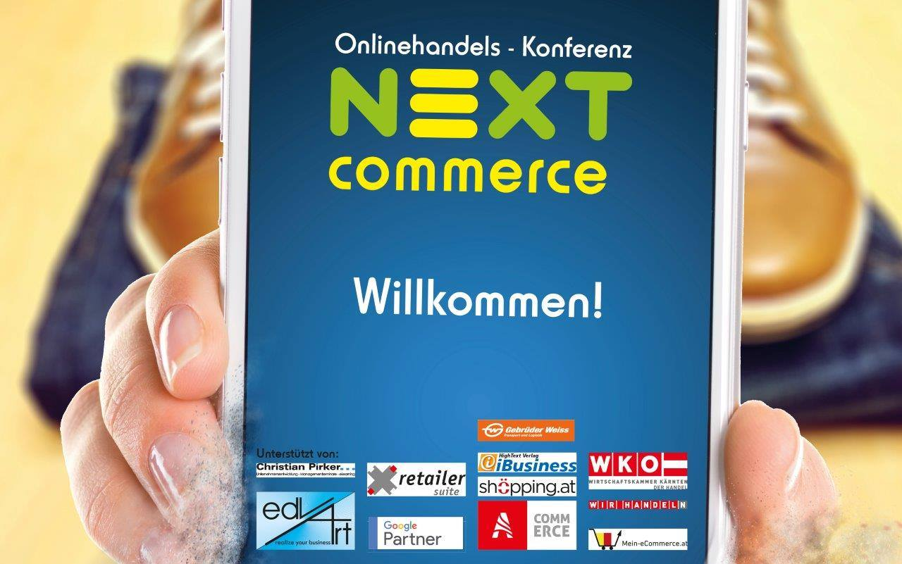 Next Commerce Konferenz Onlinehandel